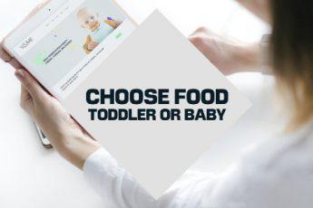 Choose food