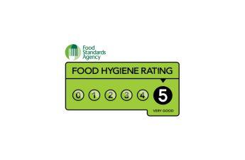 Food Standards Agency - 5 Star Hygiene Rating